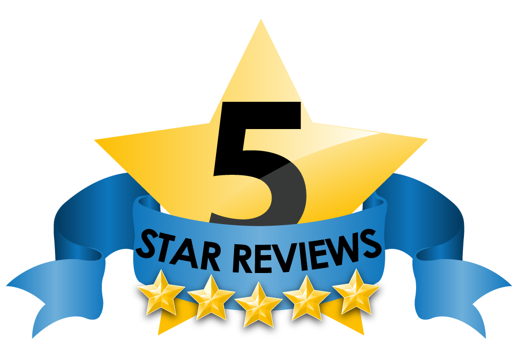 5-Star Reviews