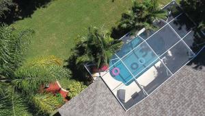 11 Aerial Pool